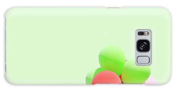 Minimal Galaxy Case - Candy Dog by Caterina Theoharidou