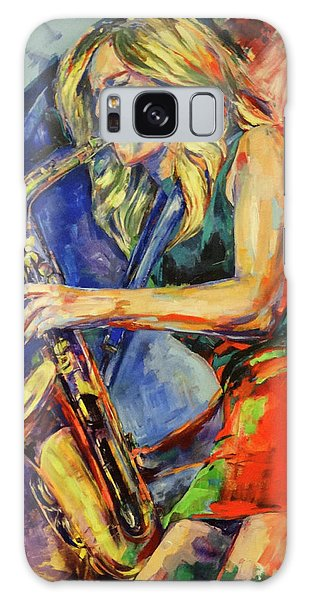 Candy Dulfer, Lily Was Here Galaxy Case