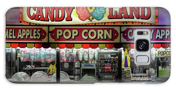 Candy Land Galaxy Case by M G Whittingham