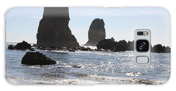 Cannon Beach II Galaxy Case
