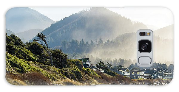 Cannon Beach Oceanfront Vacation Homes Galaxy Case
