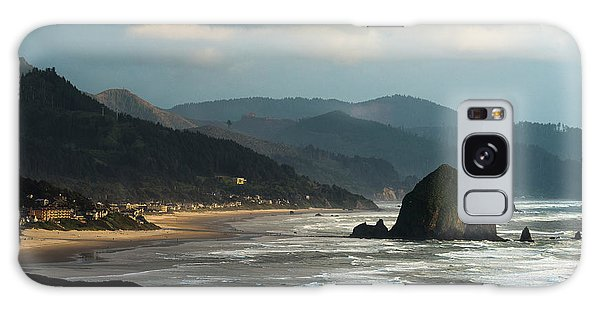 Cannon Beach, Oregon Galaxy Case