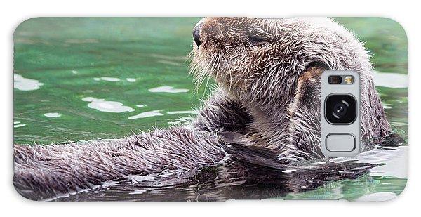 Otter Galaxy Case - Can't Hear You by Mike Dawson