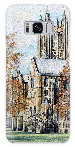 Canterbury Cathedral Galaxy Case