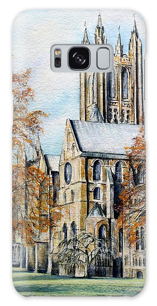 Canterbury Cathedral Galaxy Case