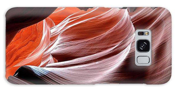 Canyon Abstract 2 Galaxy Case