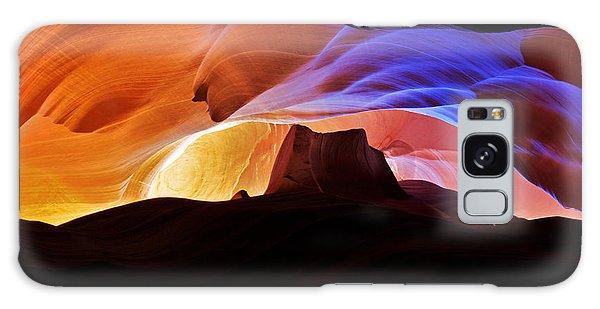 Canyon Antelope Galaxy Case by Evgeny Vasenev