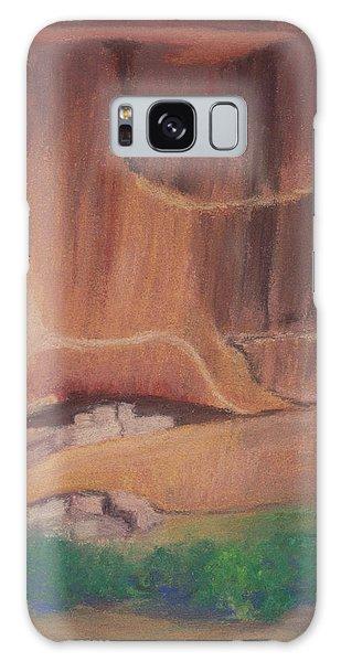 Canyon De Chelly Cliffdwellers #2 Galaxy Case