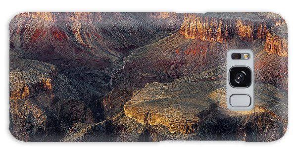 Canyon Enchantment Galaxy Case by Carl Amoth