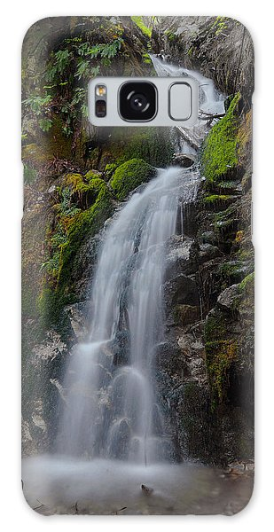 Canyon Falls - Big Sur Galaxy Case