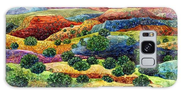 Outdoor Galaxy Case - Canyon Impressions by Hailey E Herrera
