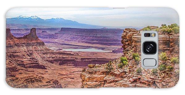 Canyon Landscape Galaxy Case