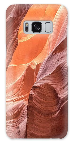 Galaxy Case featuring the photograph Canyon Magic  by Jeanne May