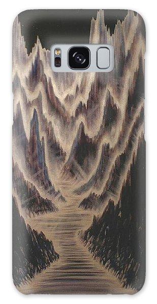Galaxy Case - Canyon Of Light by Jacki Randall