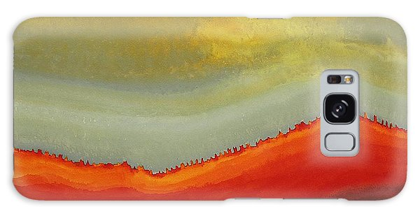 Canyon Outlandish Original Painting Galaxy Case