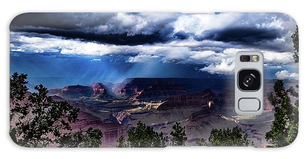 Canyon Rains Galaxy Case