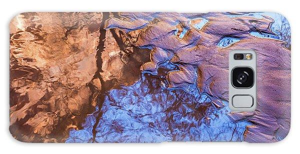 Canyon Reflections Galaxy Case