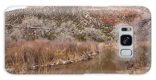 Canyon River Galaxy Case by Ricky Dean