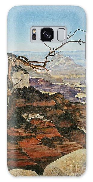Canyon View Galaxy Case