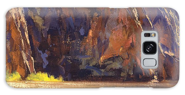 Grand Canyon Galaxy S8 Case - Canyon Walls by Cody DeLong