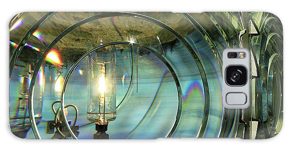 Cape Blanco Lighthouse Lens Galaxy Case