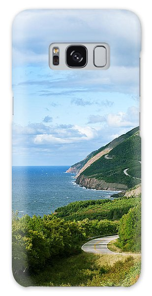 Cabot Trail Galaxy Case - Cape Breton Highlands National Park by U Schade