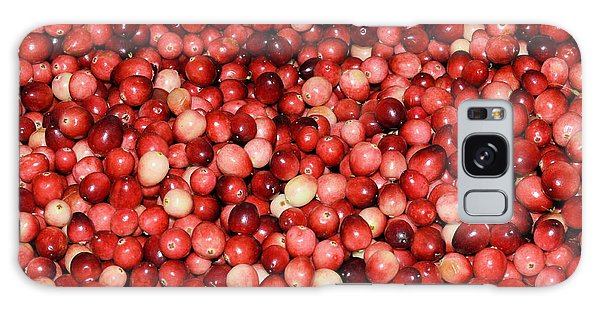 Cape Cod Cranberries Galaxy Case
