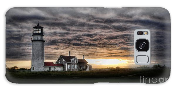 Cape Cod Lighthouse Galaxy Case
