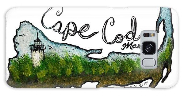 Cape Cod, Mass. Galaxy Case