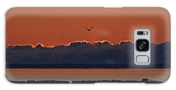 Cape Cod Sunrise #2 Galaxy Case