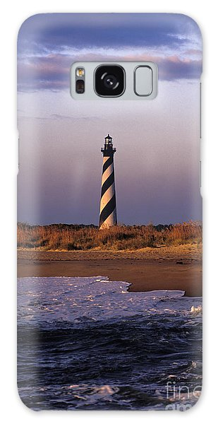 Cape Hatteras Lighthouse At Sunrise - Fs000606 Galaxy Case