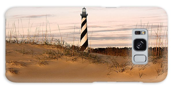 Cape Hatteras Lighthouse Galaxy Case by Tony Cooper
