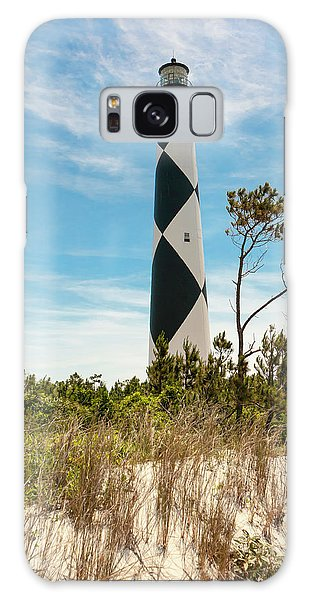 Cape Lookout Light No 2 Galaxy Case