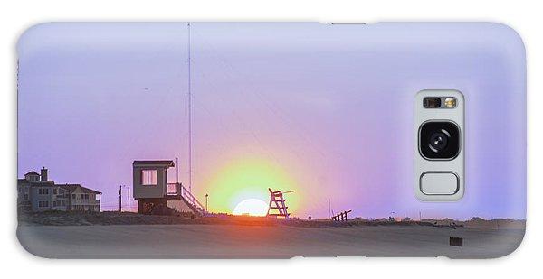 Breaking Dawn Galaxy Case - Cape May - Breaking Dawn by Bill Cannon