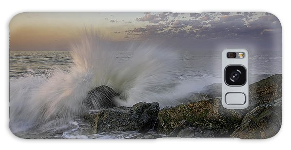 Cape May Galaxy Case - Cape May High Tide by Rick Berk