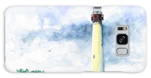 Cape May Lighthouse Galaxy Case