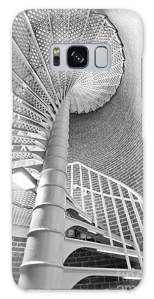 Cape May Galaxy Case - Cape May Lighthouse Stairs by Dustin K Ryan