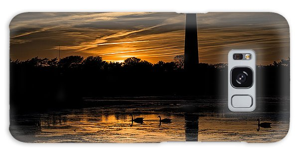 Cape May Galaxy Case - Cape May Sunset by Rick Berk