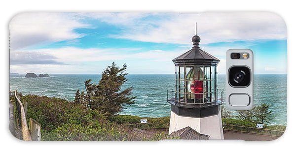Galaxy Case featuring the photograph Cape Meares Bright by Darren White