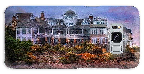 Cape Neddick Maine Scenic Vista Galaxy Case
