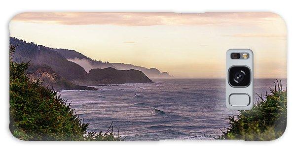 Cape Perpetua, Oregon Coast Galaxy Case