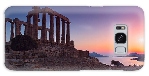 Cape Sounion Galaxy Case