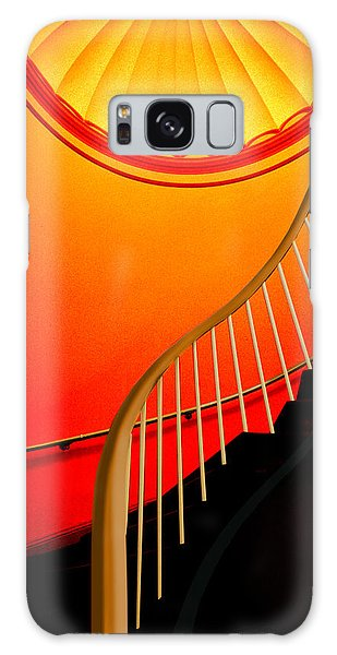 Capital Stairs Galaxy Case