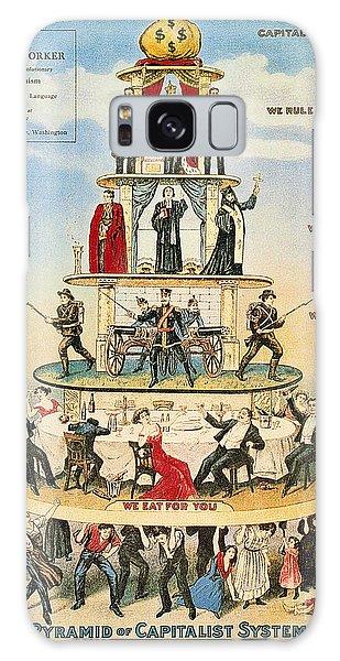 Capitalist Pyramid, 1911 Galaxy Case