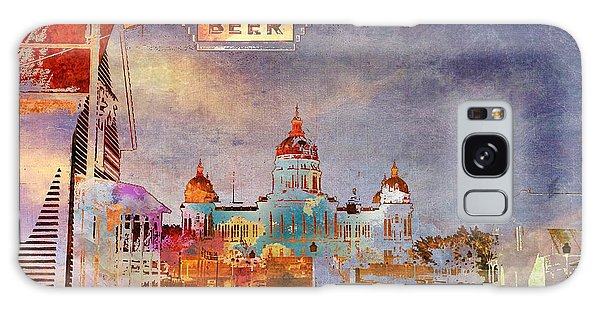 Galaxy Case - Capitol City by Bonfire Photography
