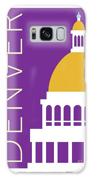 Denver Capitol/purple Galaxy Case