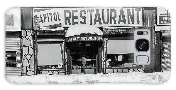 Capitol Restaurant Galaxy Case