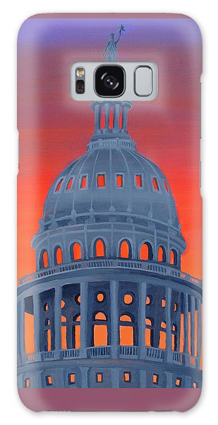 Capitol Warmth Galaxy Case
