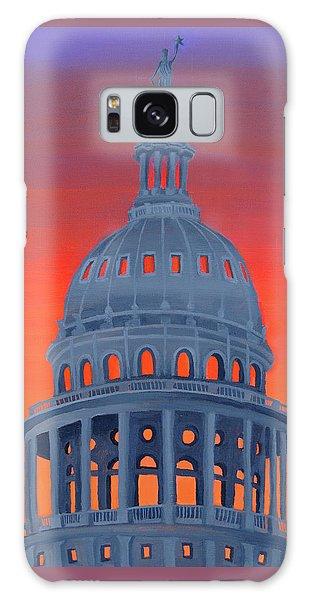 Capitol Warmth Galaxy Case
