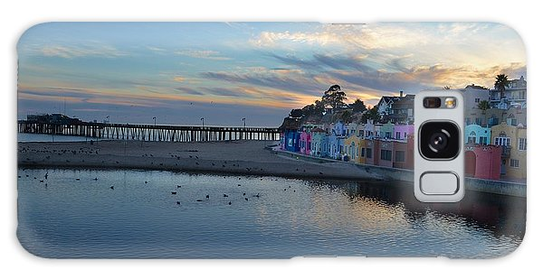 Capitola In October Galaxy Case by Alex King